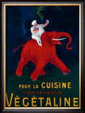 Cuisine Vegetaline Framed Giclee Print by Leonetto Cappiello