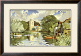 Huntingdonshire Framed Giclee Print by Edward Wesson