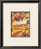 Santa Ynez Valley Print by Kerne Erickson