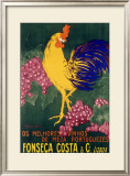 Fonseca Costa & Co. Framed Giclee Print by Leonetto Cappiello