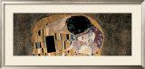 O Beijo, detalhe Posters por Gustav Klimt