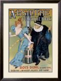 Absinthe Parisienne Framed Giclee Print by Gelis-Didot &amp; Maltese 