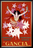 Gancia, Vermouth Bianco Framed Giclee Print