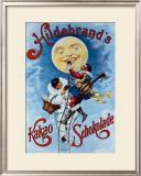 Hildebrand's Kakao Schokolade Framed Giclee Print