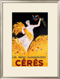 Pates Ceres Framed Giclee Print by  Roby