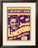 Jimmie Lunceford and His Orchestra at the Larchmont Casino Posters by Dennis Loren
