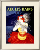 Aix Les Bains Framed Giclee Print by Leonetto Cappiello