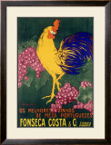 Fonseca Costa &amp; Co. Framed Giclee Print by Leonetto Cappiello