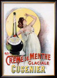 Creme de Menthe Framed Giclee Print by  PAL (Jean de Paleologue)