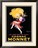 Cognac Monnet, c.1927 Framed Giclee Print by Leonetto Cappiello