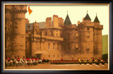 Holyroodhouse, Edinburgh, LNER Poster, 1930 Framed Giclee Print by Fred Taylor