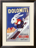 Dolomiti Prints by  Sabi