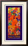 Flowers of Hawaii Kauai Framed Giclee Print by Rick Sharp