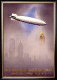 Deutsche Zeppelin-Reederei, c.1936 Framed Giclee Print by Jupp Wiertz
