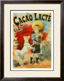 Cacao Lacte Posters by Lucien Lefevre