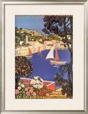 Cote d'Azur Print
