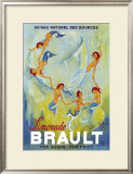 Limonade Brault Poster by Philippe Noyer