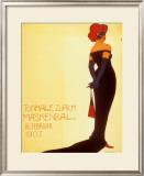 Tonhale Zurich Maskenbal, 1907 Art