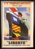 C.G. Transatlantique Prints