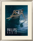Philips Framed Giclee Print