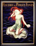 Poudre de Perles Fines Framed Giclee Print by Leonetto Cappiello