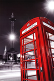 Red Telephone Box Photographie