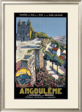Angouleme Framed Giclee Print by  Vavasseur