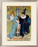 Absinthe Parisienne Framed Giclee Print by  Gelis-Didot & Maltese