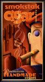 Smokstak Cigar Faktori Posters by Michael L. Kungl