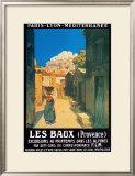 Baux Print