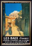 Baux Posters