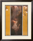Love Print by Gustav Klimt