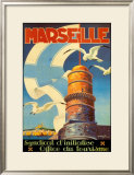 Marseille Prints by Beglia
