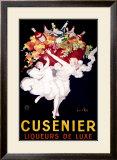 Cusenier Liqueur Framed Giclee Print