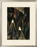 Street at Night Prints by Tamara de Lempicka