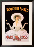 Martini And Rossi Posters