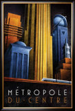 Metropole du Centre Art by Michael L. Kungl