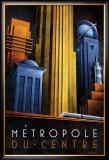 Metropole du Centre Art by Michael L. Kungl