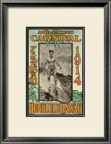 Mid-Pacific Carnival, 1914 Posters