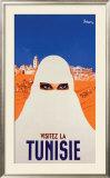 Visitie la Tunisie Framed Giclee Print by P. Ballenger