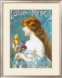 Lotion de Medicis Framed Giclee Print