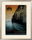 Berlin Framed Giclee Print by  Rosen