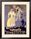 Valencia Framed Giclee Print by  Vercher