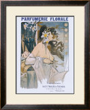 Parfumerie Florale Framed Giclee Print by  Fouche