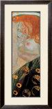 Danae (detail) Prints by Gustav Klimt
