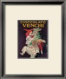 Cioccolato Venchi Print by Leonetto Cappiello
