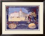 Hotel Negresco Framed Giclee Print by  Lorant-Heilbronn