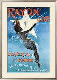 Rayon d'Or Framed Giclee Print by  PAL (Jean de Paleologue)