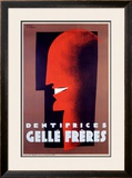 Gelle Freres Framed Giclee Print by Jean Carlu