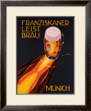Bierre Munich Framed Giclee Print by Edmond Maurus